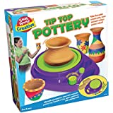 Small World Toys Creative - Tip Top Pottery Craft Kit