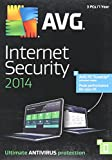 AVG Internet Security + PC Tune Up 2014 - 3 Users 1 Year