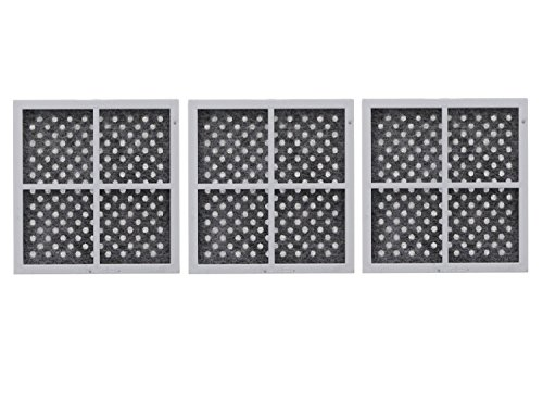 LG Refrigerator Air Filter LT120F ADQ73214404, 3 Filters