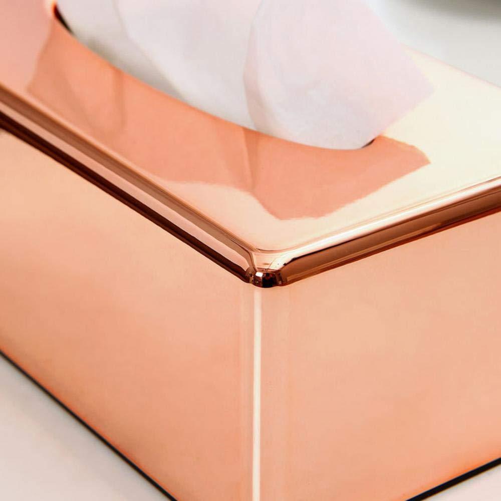 Leder Tücherbox Taschentuchbox Taschentuchspender Kosmetiktücherbox Tissuebox