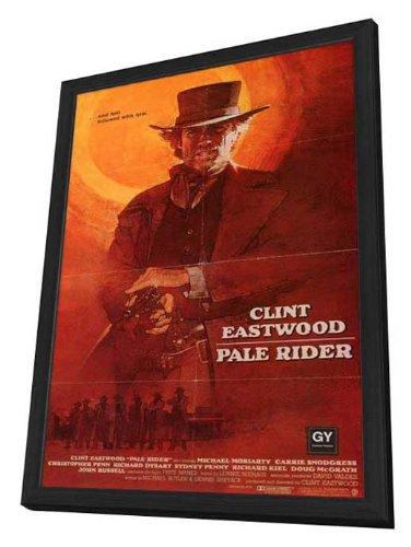 Pale Rider Framed Movie Poster