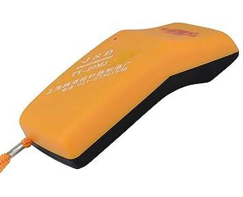 CGOLDENWALL TY-20MJ- Detector de Agujas de Alta sensibilidad portátil de Metal para Alimentos: Amazon.es: Jardín