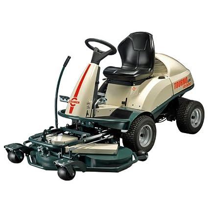 Tractor cortacésped con asiento Copa frontal Cramer tourno115 Deluxe 4 ruedas motrices: Amazon.es: Jardín