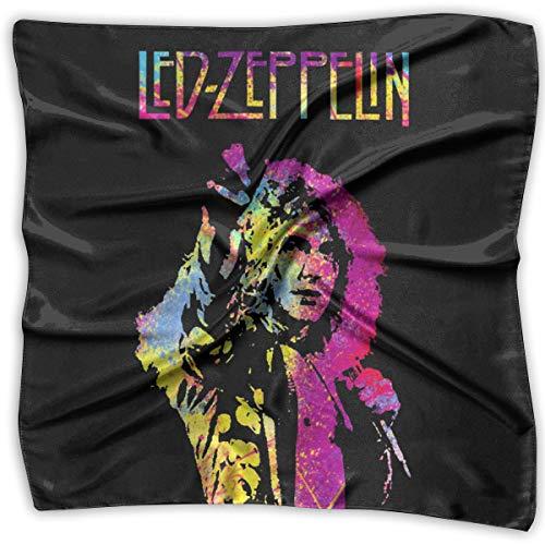 NGRUANXIRUAN Women's Led Zeppelin Soft Handkerchiefs