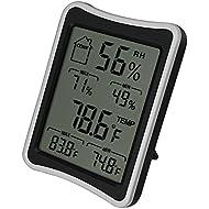 BENGOO Indoor Humidity Monitor Thermometer Digital Hygrometer...