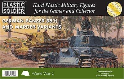 Panzer 38T w/Marder Options