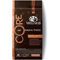 Save up to 30% on Wellness CORE Dry Dog Food at Amazon.com