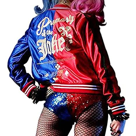 The American Fashion HQ Red & Blue Jacket For Sale