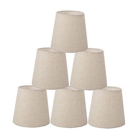 Yuan - Pantalla para lámpara de techo (15,2 cm), diseño de ...