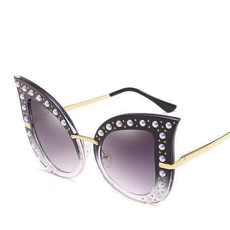 BiuTeFang Gafas de Sol Mujer Hombre Polarizadas Europa y la ...