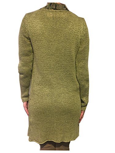 Aaiko - Gilet - Femme Vert Vert kaki