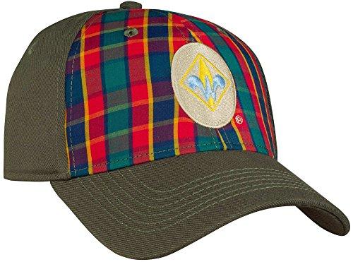 Boy Scouts of America Webelos Cap M/L,Green