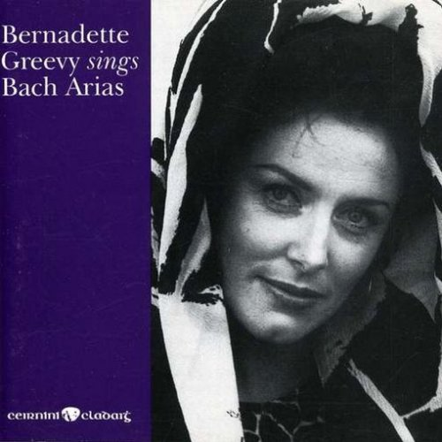 Bernadette Greevy Sings Bach Arias