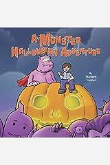 A Monster Halloween Adventure Paperback