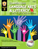 Second Common Core Activities: Second Grade Language, Marjorie Frank, 0865307385