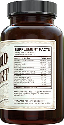 Thyroid-Support-Complex-With-Iodine-By-NatureNow-To-Help-With-Overactive-Function-Problems-Disorder-Hyperthyroidism-Care-Natural-Supplement-Caps-to-Boost-Metabolism-Energy-Lose-Weight
