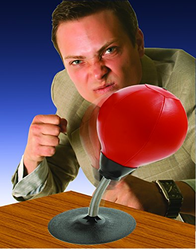 Tech Tools Stress Buster Desktop Punching Ball 2