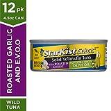 StarKist E.V.O.O. Solid Yellowfin Tuna with Roasted