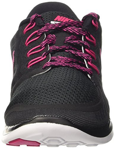Nike Lunarglide da Uomo Schwarz Wei 061 Schwarz Pink Scarpe 7 Ginnastica lebendiges rrqgU