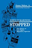 img - for When the Marching Stopped (Suny Series in Afro-American Studies) book / textbook / text book