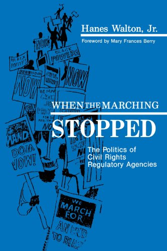 Books : When the Marching Stopped (Suny Series in Afro-American Studies)
