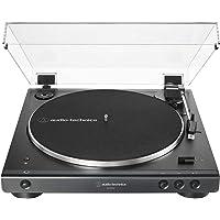 Audio-Technica LP60XBT Stereo-Platenspeler, Volautomatisch, Bluetooth, Zwart