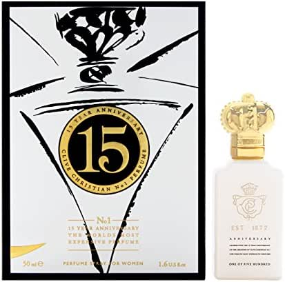 Clive Christian No. 1 Imperial 15 Year Anniversary for Women 1.6 oz Perfume Spray (Limited Edition)