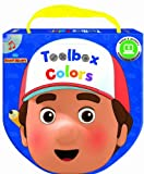 Handy Manny Toolbox Colors, Disney Press Staff, 1590699580