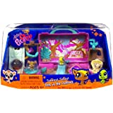 Littlest Pet Shop Teeniest Tiniest Mini Figure 3Pack Australia Outback