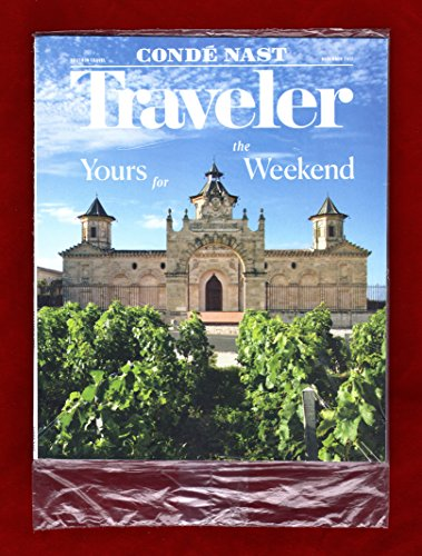 Conde Nast Traveler Magazine December 2017 | Yours for the Weekend