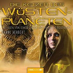 Die Ketzer des Wüstenplaneten (Dune 5)