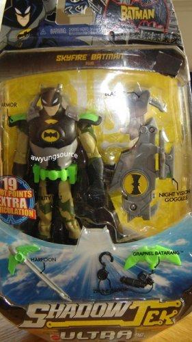 (The Batman Shadow Tek Ultra Skyfire Batman)
