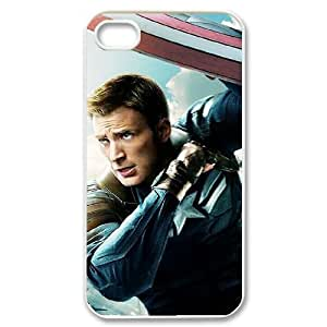 ASDFG Captain America Phone case For Iphone 4/4s