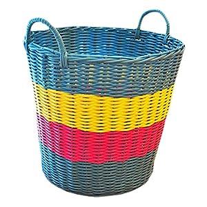 51NjyOaR63L._SS300_ Wicker Baskets & Rattan Baskets