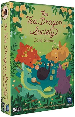 Renegade Game Studios RGS00811 The Tea Dragon Society, Mehrfarbig Pegasus Spiele