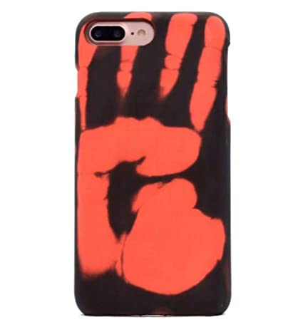 classic fit 9eaec 6d8c5 Losin Thermal Case Compatible with Samsung Galaxy S7 Edge Fashion Color  Changing Thermal Sensor Fluorescent Thermal Heat Induction Noctilucent  Matte ...