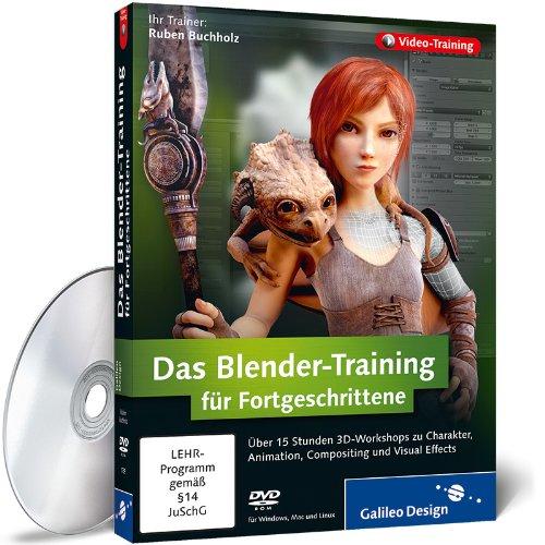 Das Blender-Training für Fortgeschrittene