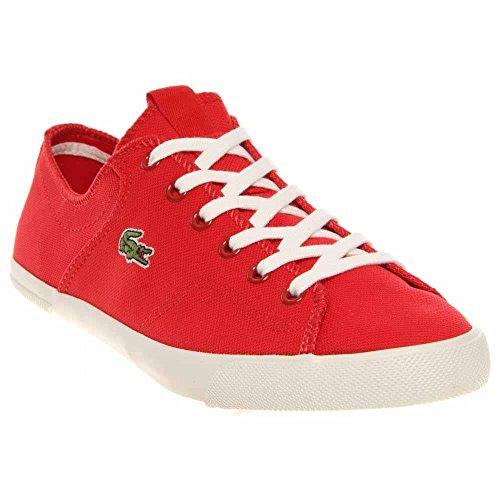 881cc1232e63d Galleon - Lacoste Men s Ramer QS Red Fashion Sneakers