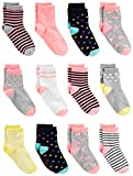 Simple Joys by Carters Girls 12-Pack Sock Crew