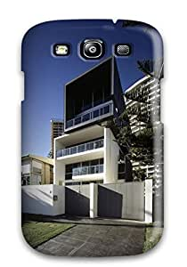 LuoXiVG2001sRcLa Benailey Architecture Houses Durable Galaxy S3 Tpu Flexible Soft Case by mcsharks