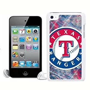 SevenArc MLB Texas Rangers Ipod Touch 4 Case Cover For MLB Fans