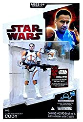Clone Commander Cody Bd44 Star Wars Legacy Collection Action Figure