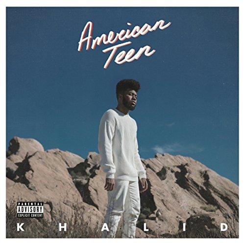 CD : Khalid - American Teen [Explicit Content] (CD)