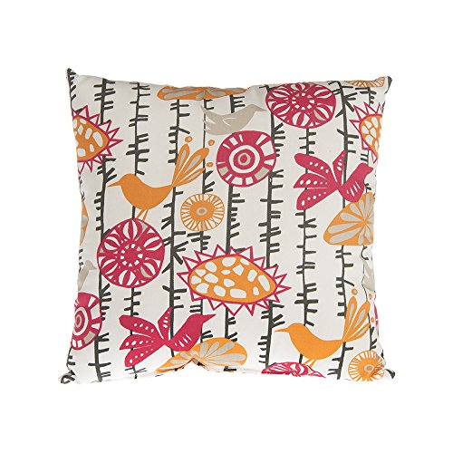 Sweet-Potato-Calliope-Pillow-with-Bird-Print-TangerineOrangeGreyWhite