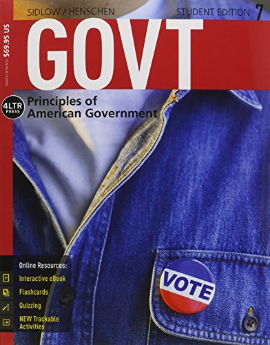 GOVT 7 (Book Only)