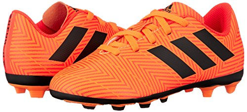 Adidas Nemeziz Chaussures J Unisexe mandar Negb 18 Fxg Orange De 4 Adulte Football qwHfF1