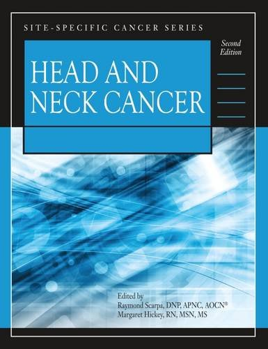 Site-Specific Cancer Series: Head and Neck Cancer (Second Edition) by Oncology Nursing Society