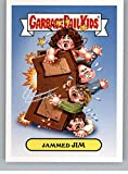 2017 Topps Garbage Pail Kids Series 2 Classic Rock #7A JAMMED JIM