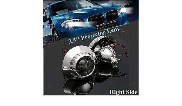 2 Lentes de proyector retrofit H1 Xenon-HID para BMW3 E46 HIDXenon ...