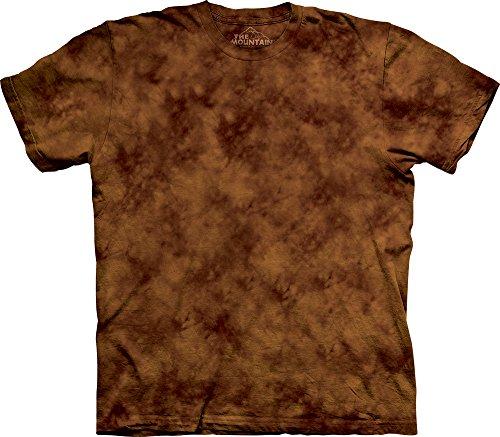 Mountain Pinecone (The Mountain Pinecone T-Shirt, X-Large, Brown)